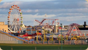 Amusements in Aberdeen