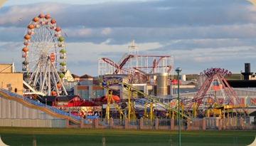 Amusements in Aberdeen