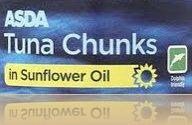 Asda Tuna Chunks