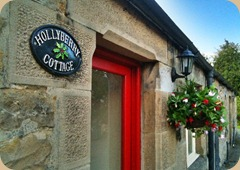 Holiday Rental in Bellingham - Hollyberry Cottage