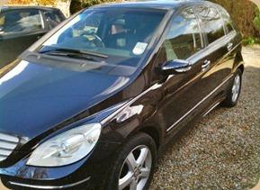 Pete's B-Class Mercedes - Black