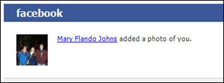 Even dumber Facebook message