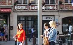 Hotel La Madeleine in Brussels