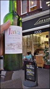java wine