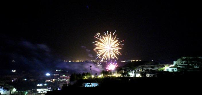 Galera Fireworks