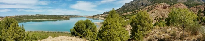 Spain - Embalse Del Negratin