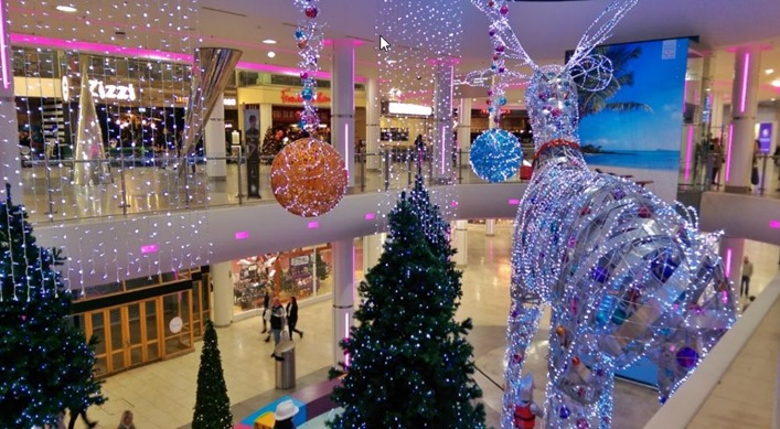 Metro Centre in Gateshead