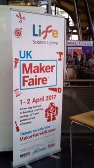 Maker Faire Newcastle 2017