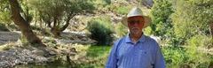 Peter Scargill in Spain