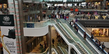 West Quays Shopping Centre